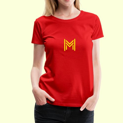 M for My friends this is 4 u - Women's Premium T-Shirt