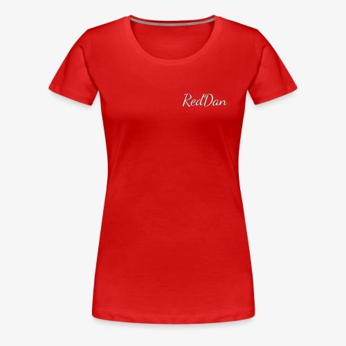 Offical Red Dan Merch - Women's Premium T-Shirt
