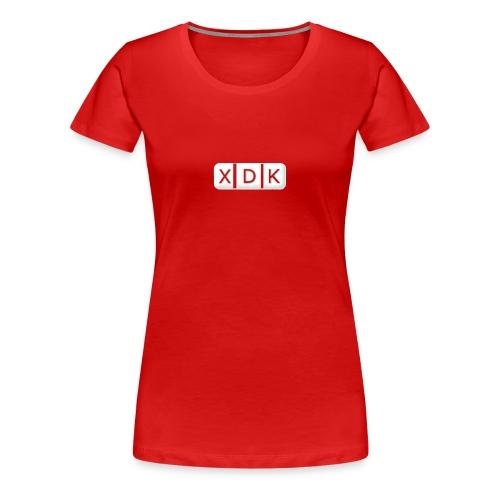 100207540 - Women's Premium T-Shirt