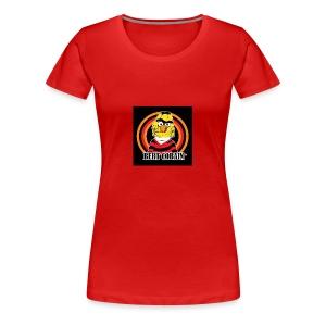 Bert Kobain - Women's Premium T-Shirt