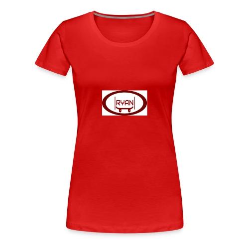 RYAN'S KEWL LOGO - Women's Premium T-Shirt