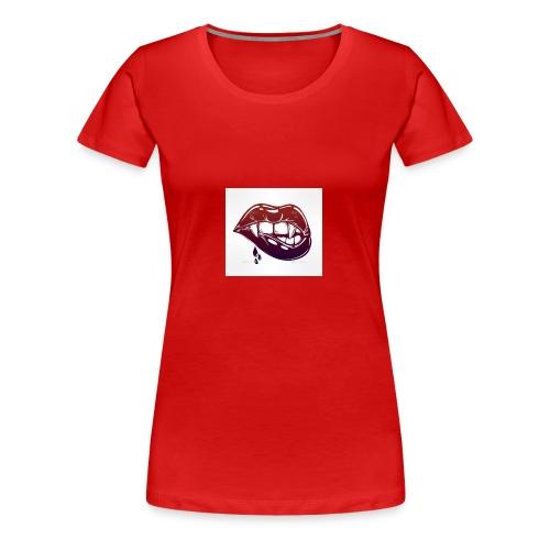 e66451ab7ce8661bcdf398bbd0be33d3 bum tattoo tatto - Women's Premium T-Shirt