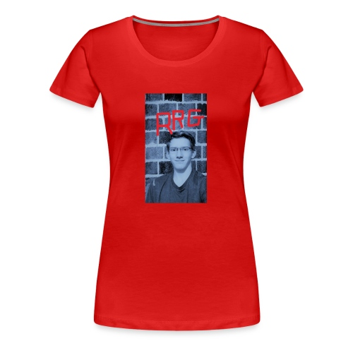 Rock Robster's Youtube merchandise. - Women's Premium T-Shirt