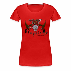 june aop graphics - Women's Premium T-Shirt
