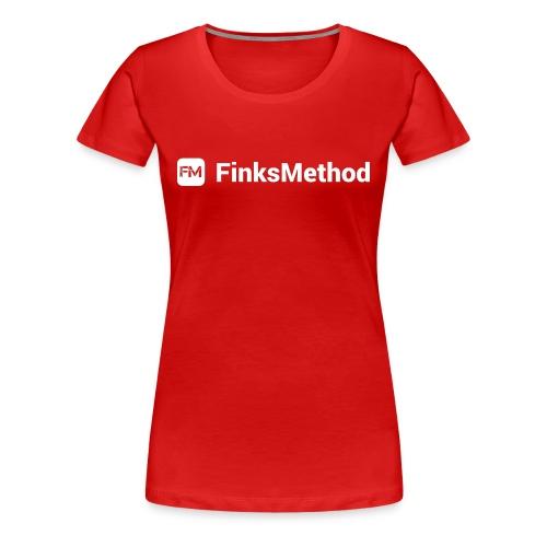 FinksMethod - Women's Premium T-Shirt