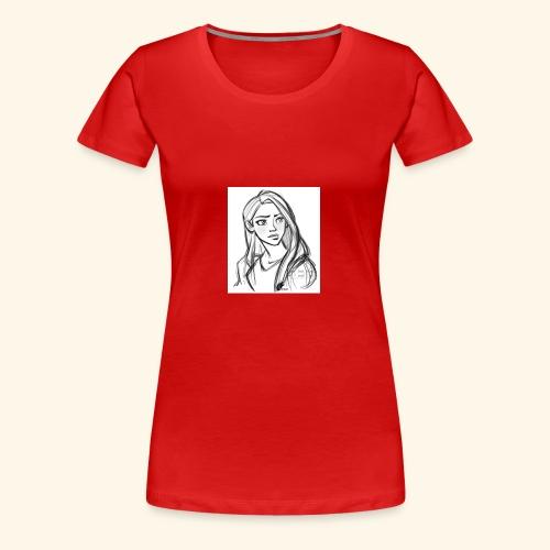 It's for teenagers - Women's Premium T-Shirt