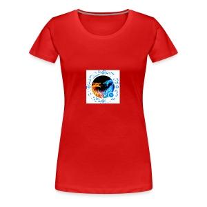 ultimate channels - Women's Premium T-Shirt