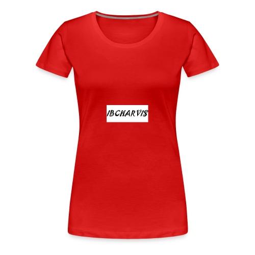 IBCharvis - Women's Premium T-Shirt