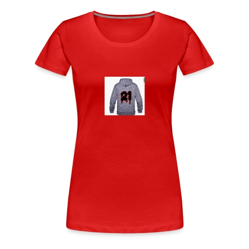 NFTS 21 - Women's Premium T-Shirt