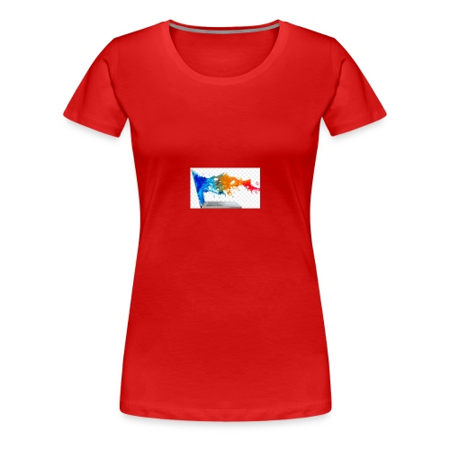 ic-7497 - Women's Premium T-Shirt