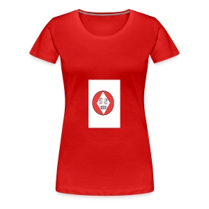 Red white reccklezz exchange - Women's Premium T-Shirt