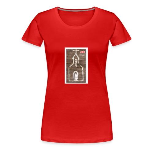 God loves everyone - Women's Premium T-Shirt