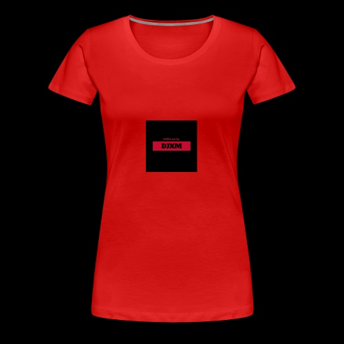 DJXM - Women's Premium T-Shirt