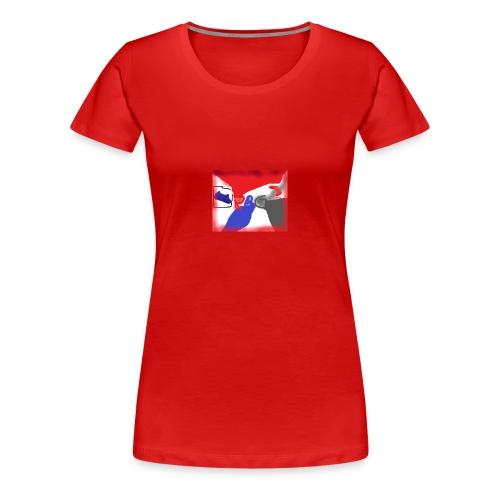 RRG 2 - Women's Premium T-Shirt