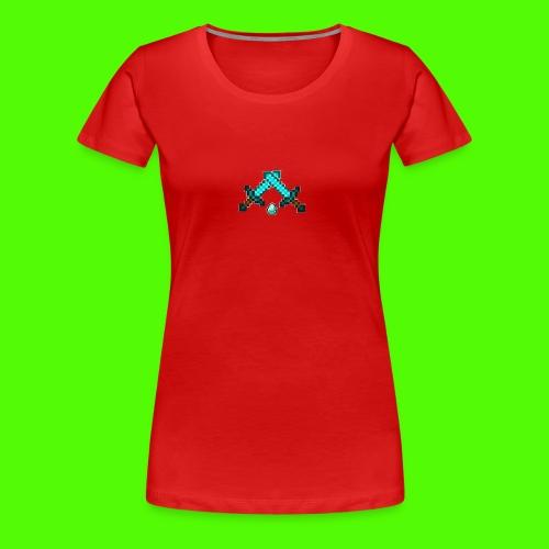 Thackattack MC Logo - Women's Premium T-Shirt