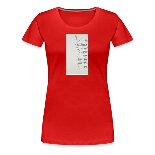 Feminist - Women's Premium T-Shirt