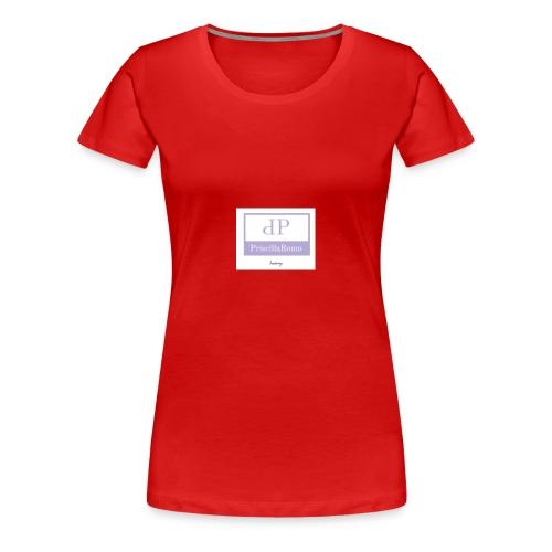 PriscillaRomo savage hoodie - Women's Premium T-Shirt