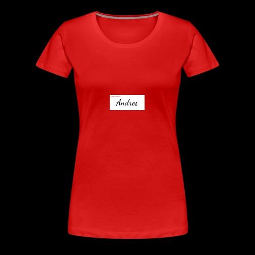 andreshoody - Women's Premium T-Shirt