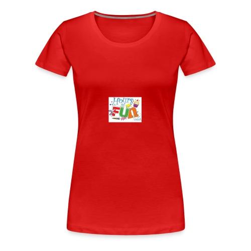 Ruby's merchandise - Women's Premium T-Shirt