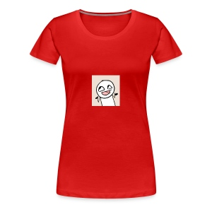 My main channel picture - Women's Premium T-Shirt