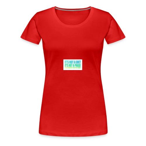 Bodied By Bella - Women's Premium T-Shirt
