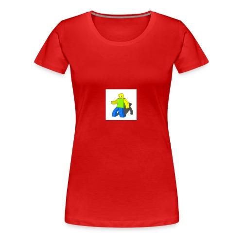a7c673cddd83326ed54acfb32945a0a3 - Women's Premium T-Shirt
