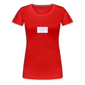 name tag - Women's Premium T-Shirt