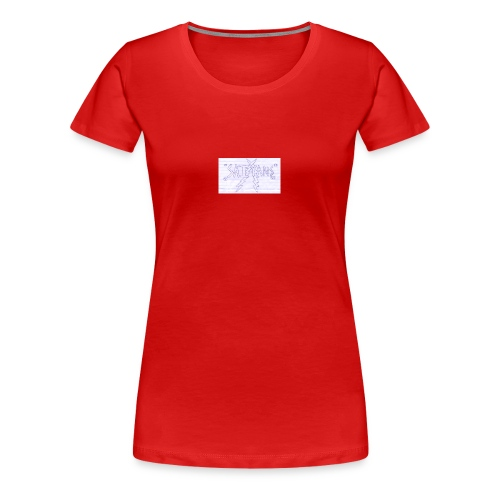 name tag - Women's Premium T-Shirt