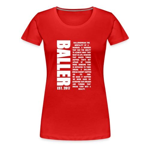 EST.2017 - Women's Premium T-Shirt