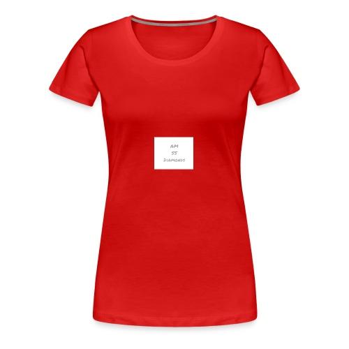 AD 1 - Women's Premium T-Shirt