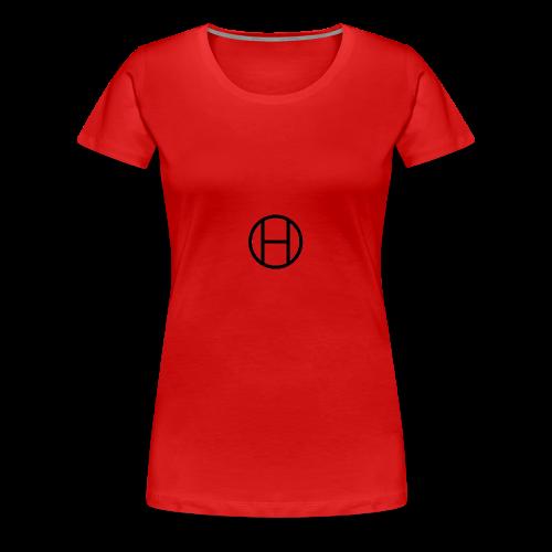 logo premium tee - Women's Premium T-Shirt