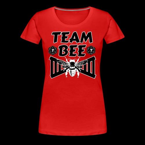 Team Bee Member - Women's Premium T-Shirt