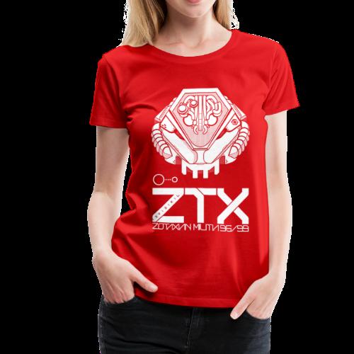 ZTX - Women's Premium T-Shirt