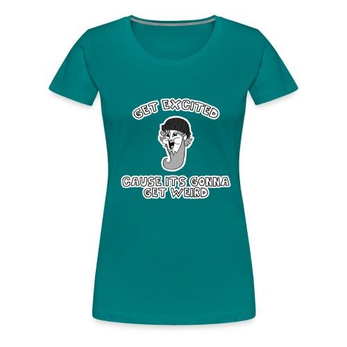 Colon Dwarf - Women's Premium T-Shirt