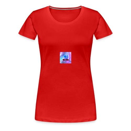 it is my vloging channel logo - Women's Premium T-Shirt