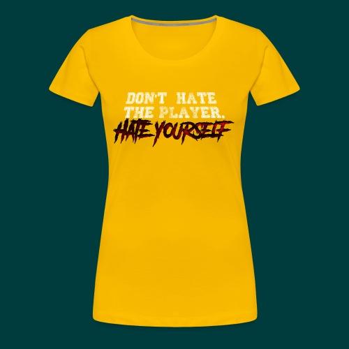 DHTPHY (BLK) - Women's Premium T-Shirt