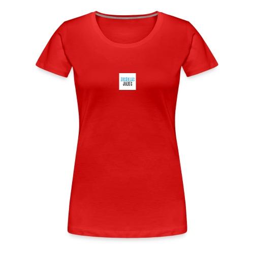 Nicholas Jones Logo Store - Women's Premium T-Shirt