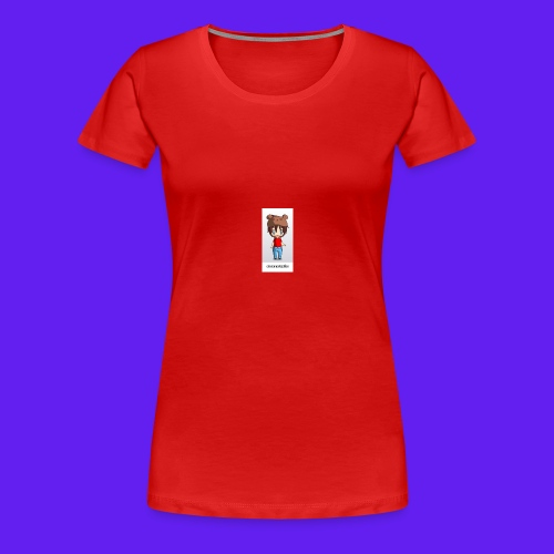 cinnomontoastken - Women's Premium T-Shirt