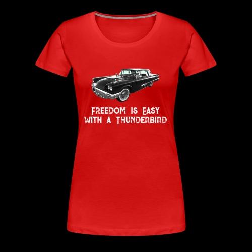 Thunderbird - Women's Premium T-Shirt
