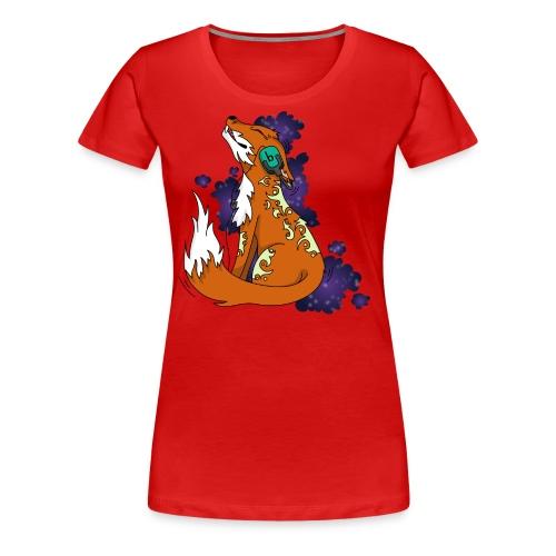 music Fox - Women's Premium T-Shirt