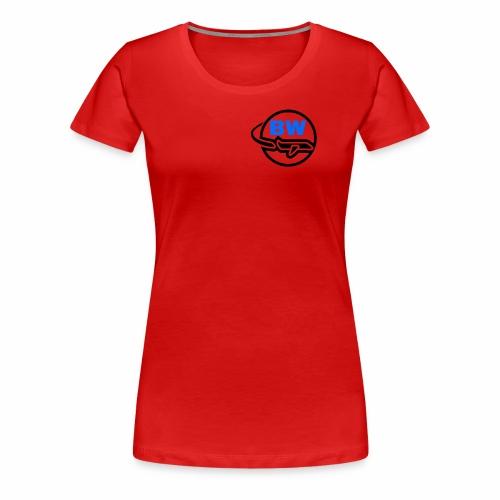 BW Logo - Women's Premium T-Shirt