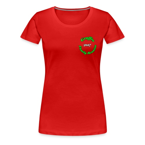 Graffeo Family Reunion - Women's Premium T-Shirt