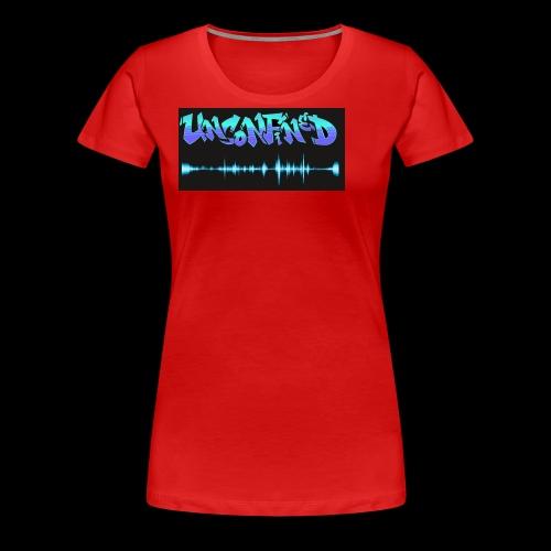 unconfined design1 - Women's Premium T-Shirt