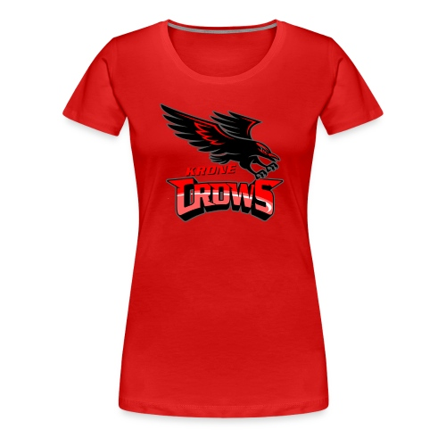 Krone FINAL - Women's Premium T-Shirt
