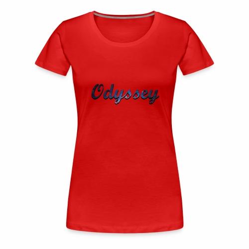 Galaxy Odyssey - Women's Premium T-Shirt