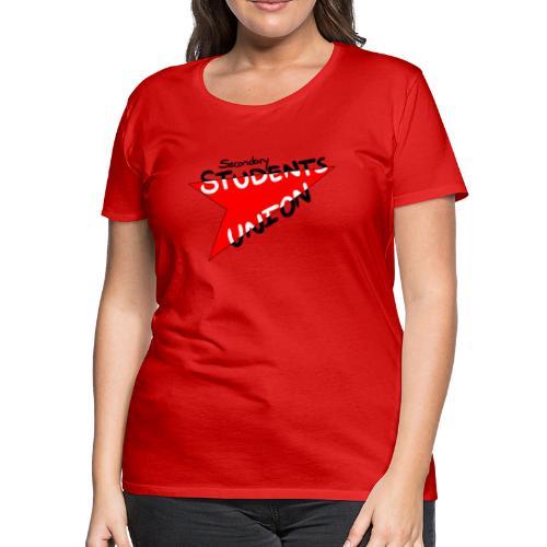 SSUNSW logo - Women's Premium T-Shirt