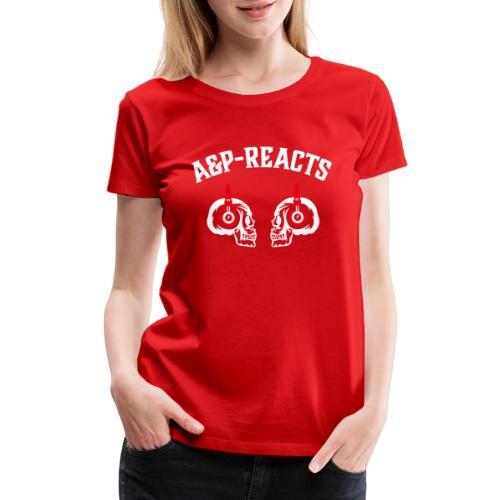 A&P Skulls - Women's Premium T-Shirt