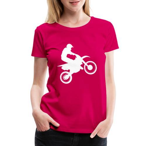 Motocross - Women's Premium T-Shirt