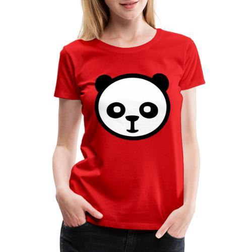 Panda bear, Big panda, Giant panda, Bamboo bear - Women's Premium T-Shirt
