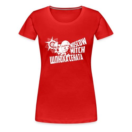 Moscow Mitch - Whore of the Senate - Men's T-Shirt - Women's Premium T-Shirt